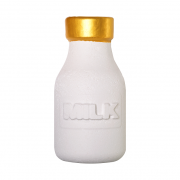 Milky Bath Bottle