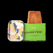 Golden Pear Soap Dish Set